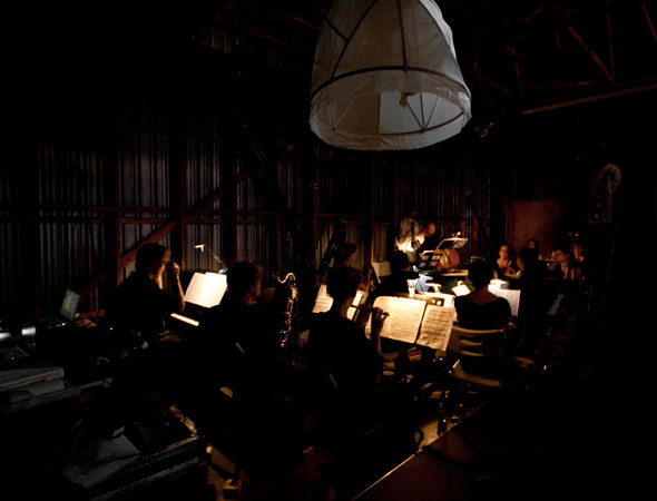 underground opera