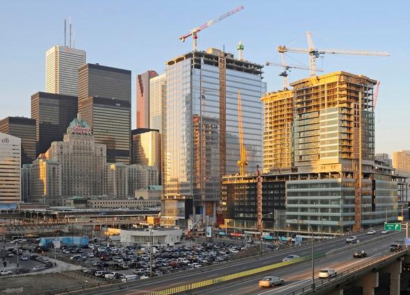 Maple Leaf Square Toronto