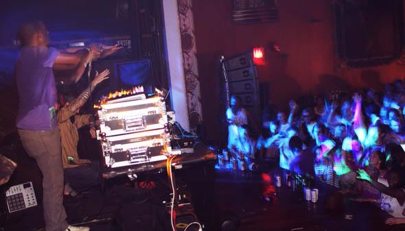Flying Lotus live Toronto