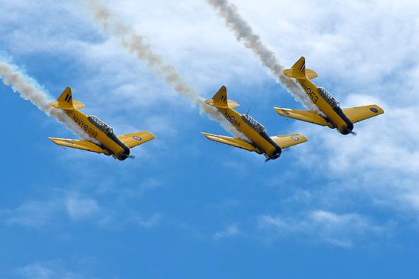 CNE Air Show 2010