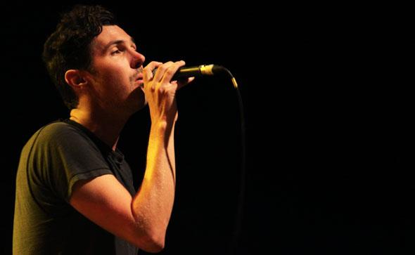 Bobby Birdman live at Sound Academy