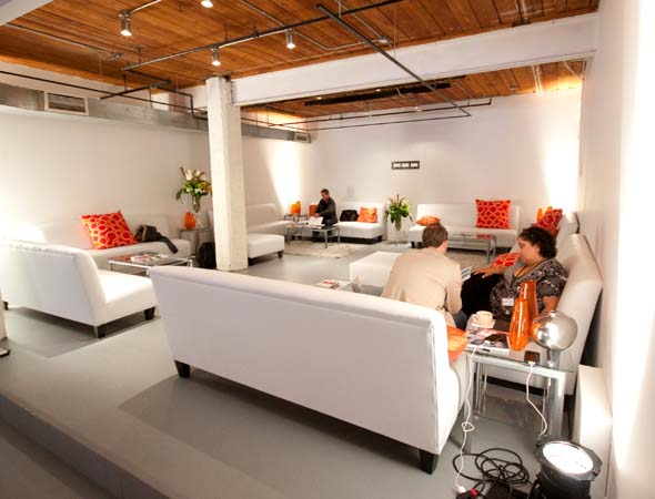 TIFF Filmmakers Lounge
