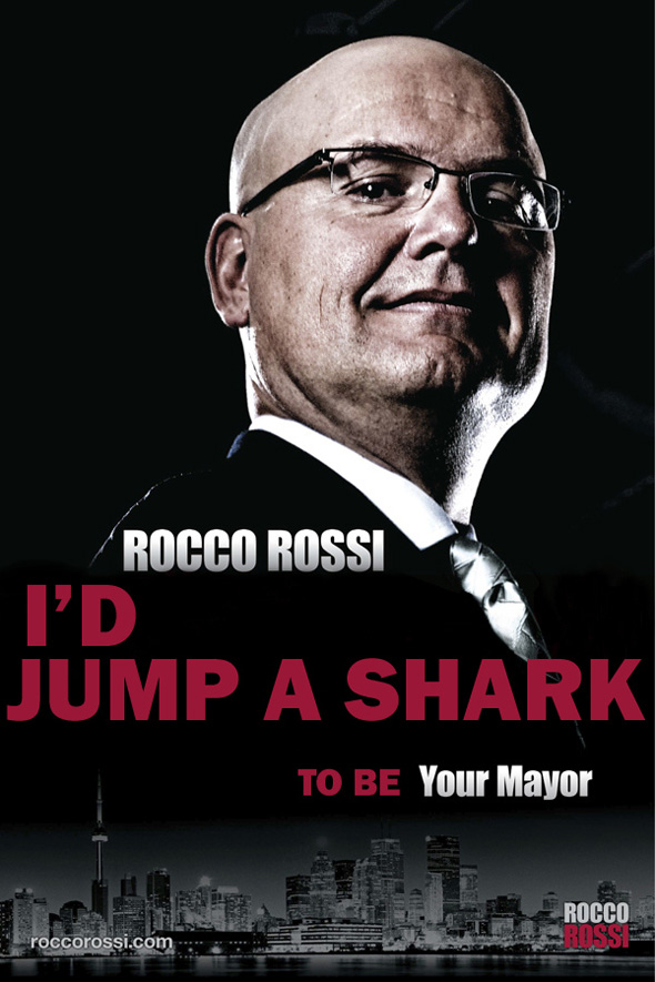 Rocco Rossi Spoof