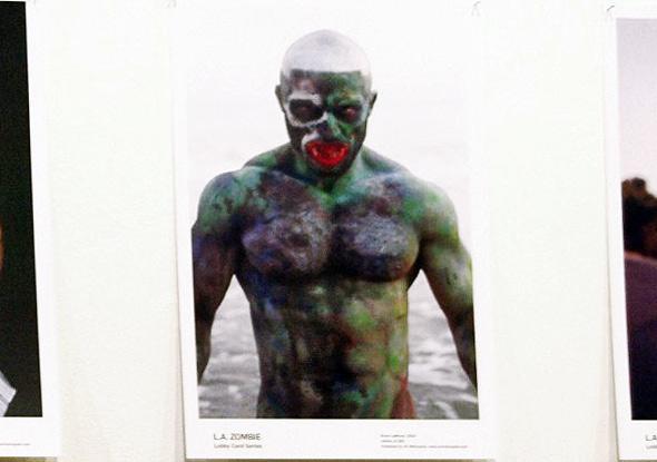Bruce LaBruce Zombie