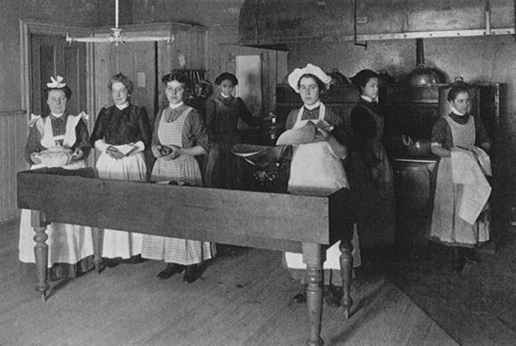 Andrew Mercer Reformatory for Women, Toronto, prisoners, nineteenth century