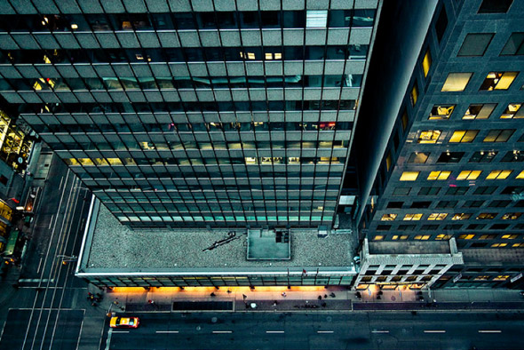 rooftop photograph toronto
