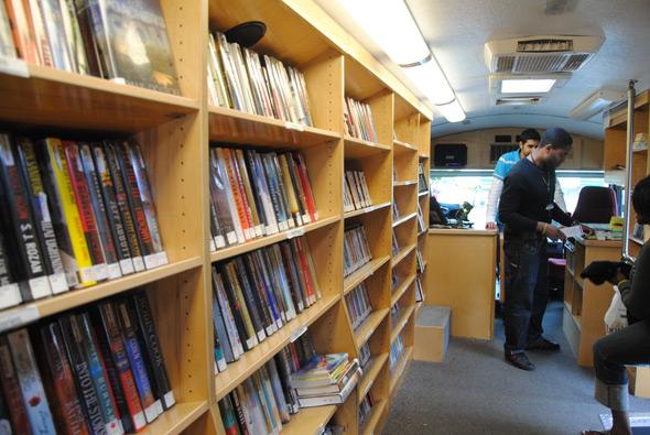 Bookmobile Toronto