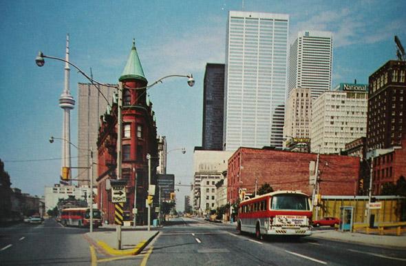 Toronto Downtown Tour