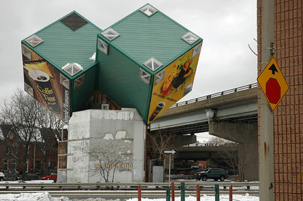 Cube Housing Toronto