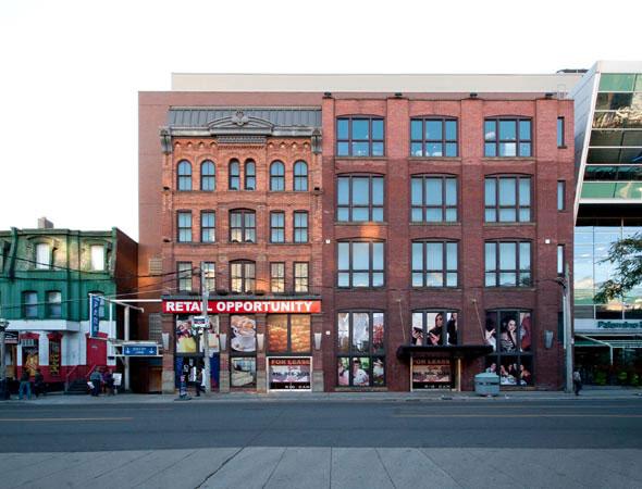 Entertainment District Toronto