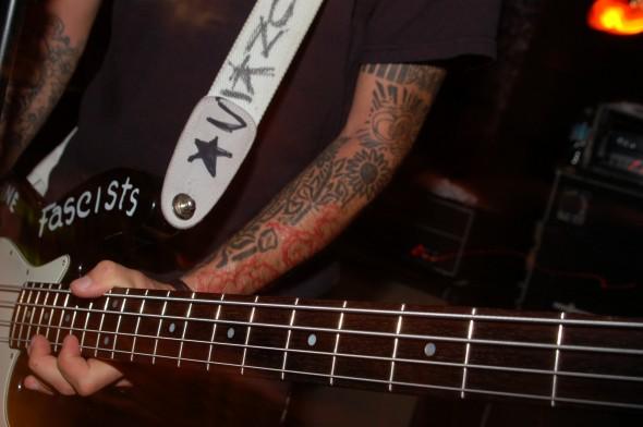 Anti-Flag live Toronto