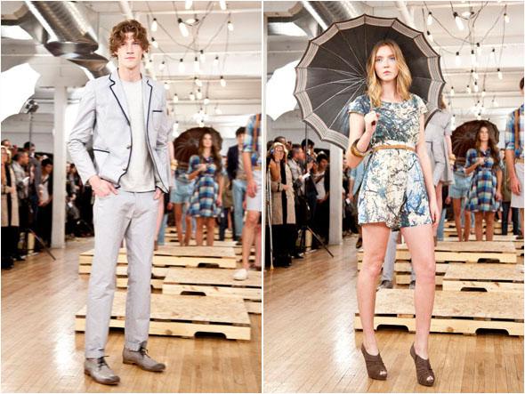Philip Sparks Fashion Week Toronto