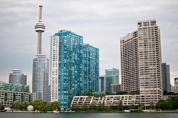 Condos CN Tower
