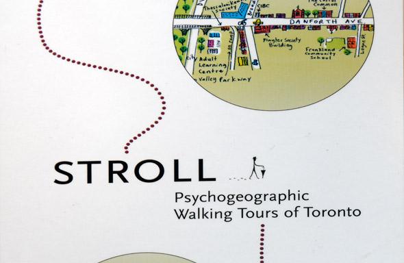 Stroll book toronto