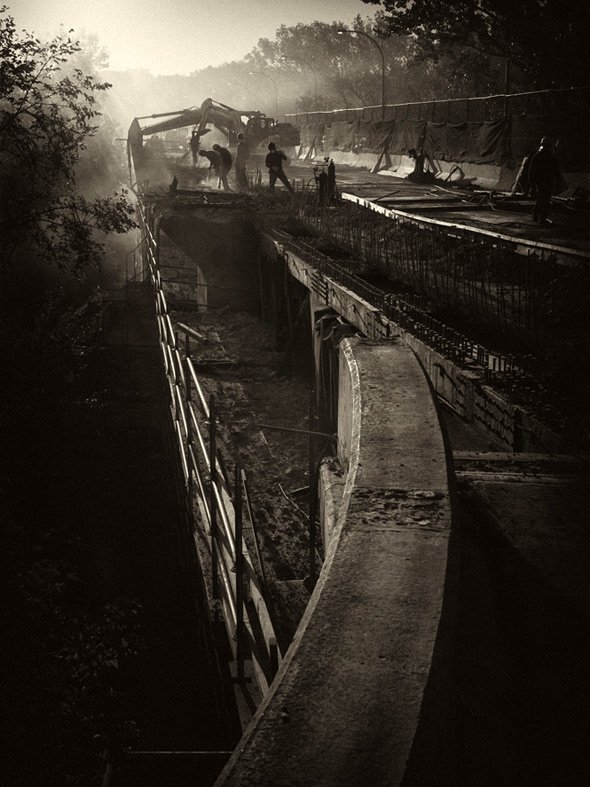 Humber Bridge Reconstruction