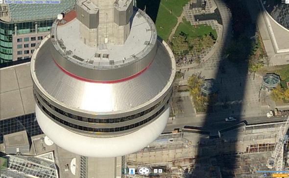 CN Tower Bing