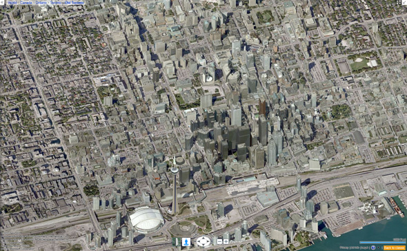 Bing Toronto
