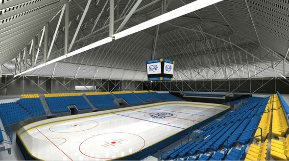 Maple Leaf Gardens Makeover