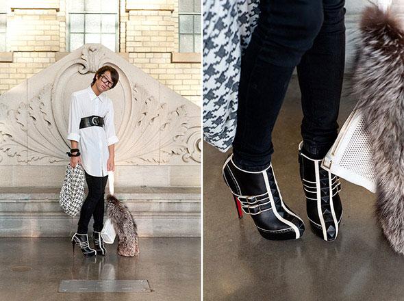 Streetstyle Toronto Fashion Week