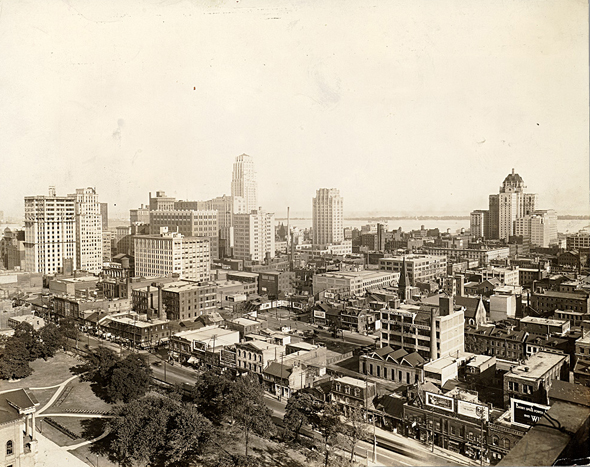 Toronto, 1930s, the Great Depression