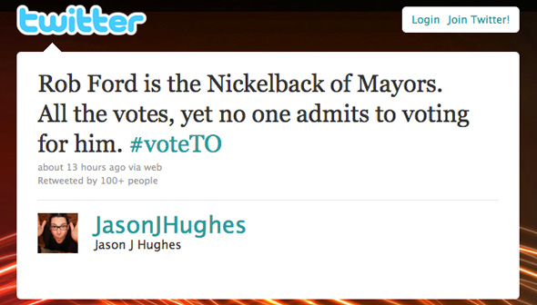 Toronto Election Twitter/></p>  <p><img src=