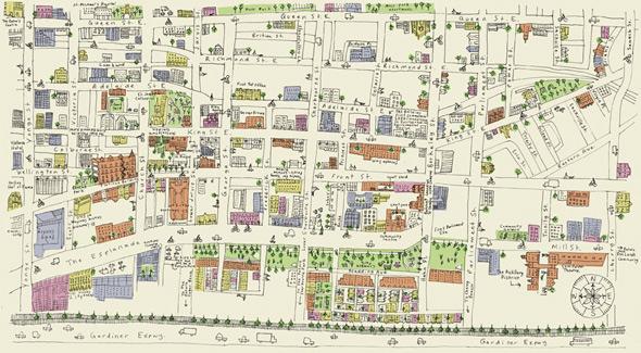 Marlena's Maps
