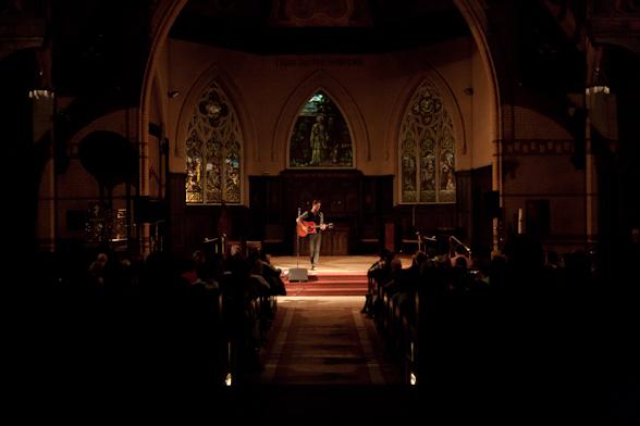 Jason Collett Live Toronto