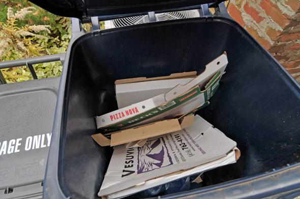 Recycling Scavenger Toronto