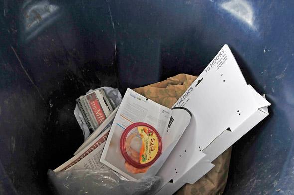Recycling Bin Toronto