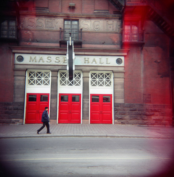 Holga Masey Hall