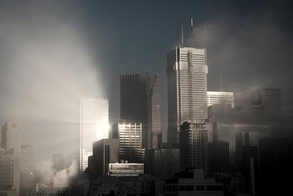 Toronto Fog