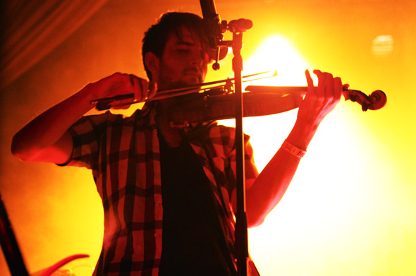 Owen Pallett Live at Heartland