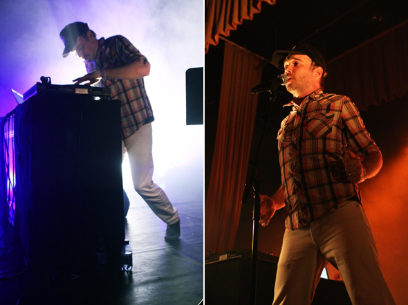 Buck 65 live at Heartland