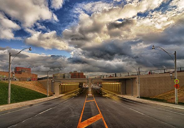 Dufferin Underpass, Toronto