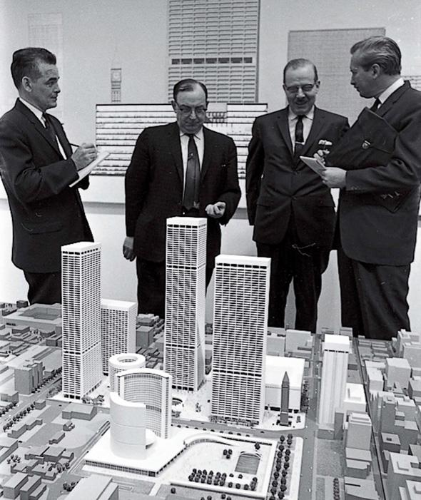 Eaton Centre 1965