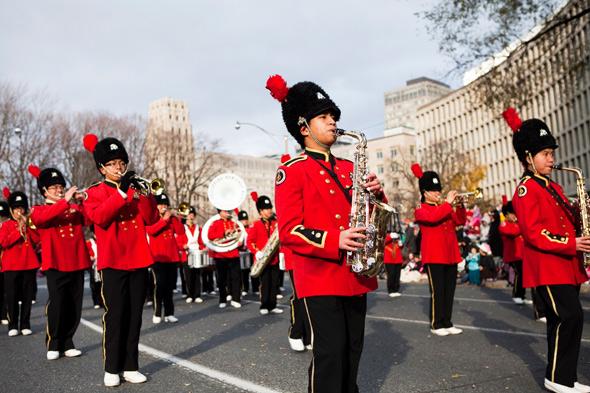 Santa Claus Parade 2010