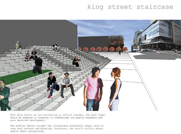 John Street Square Toronto