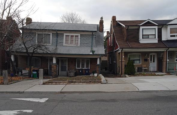Shaw Street Garrison Creek