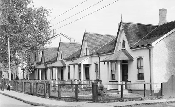 Toronto of the 1930s for Home architecture 1930s
