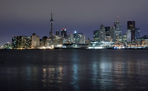 Earth Hour Toronto