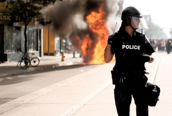 G20 Fire
