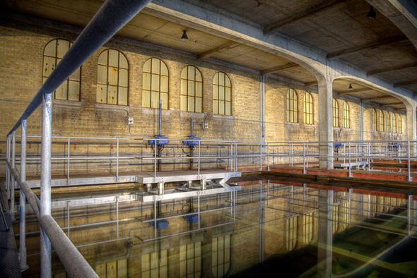 R.C. Harris Filtration Plant