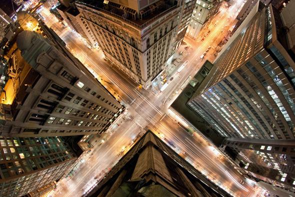 Rooftop photo Toronto