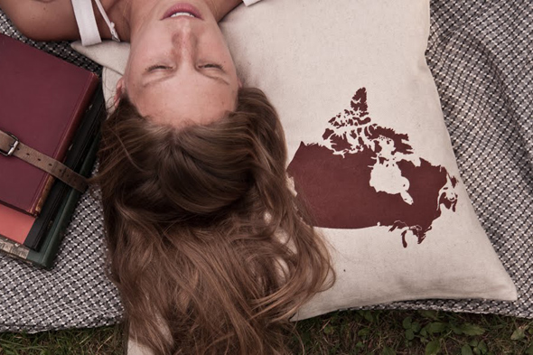 Nicole Tarasick Pillow