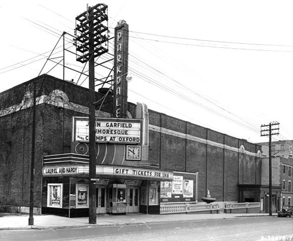Toronto 1940s