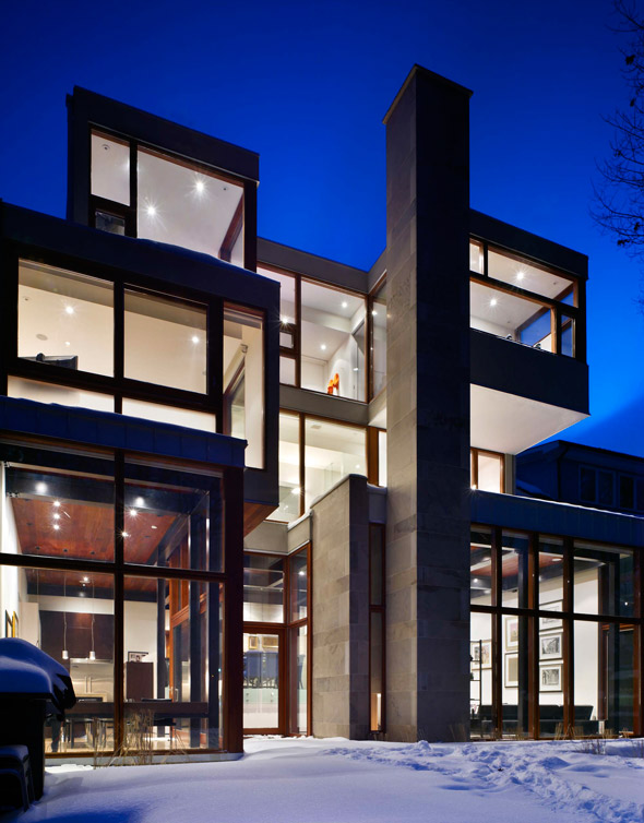 Ravine House Toronto