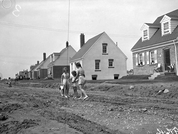 Tavern And Grocery >> Toronto of the 1940s