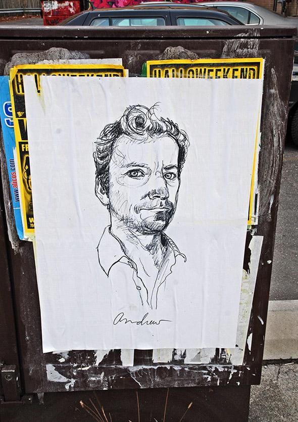 Andrew Poster Toronto