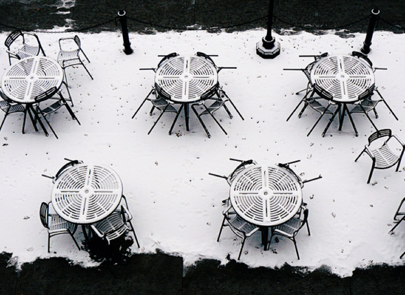 Winter Patio Toronto