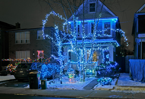 Christmas Ice Lights